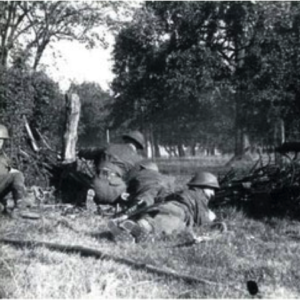 1944 : la bataille de Varaville