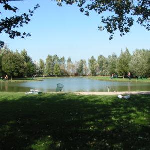 Les étangs de pêche à la truite
