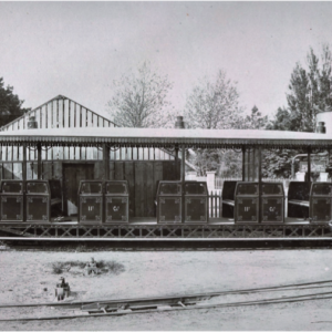 1892 : le tramway Decauville