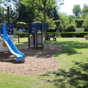 Les aires de jeux pour enfants